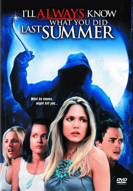I'll Always Know What You Did Last Summer movie