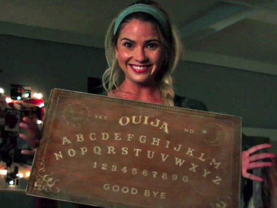 ouija film debbie finding board
