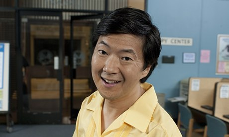 Ken Jeong as Ben Chang in Community.
